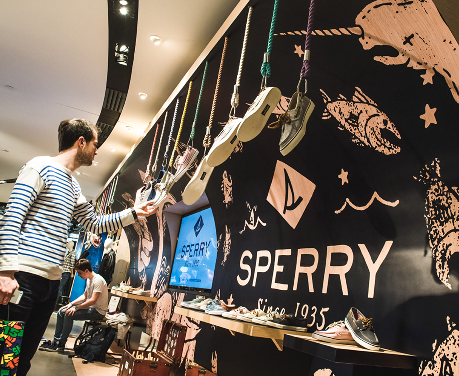 Driving global relevance for Sperry