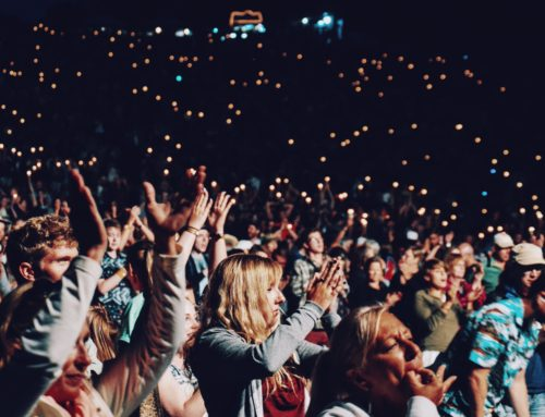Live branded events are replacing brand sponsorship