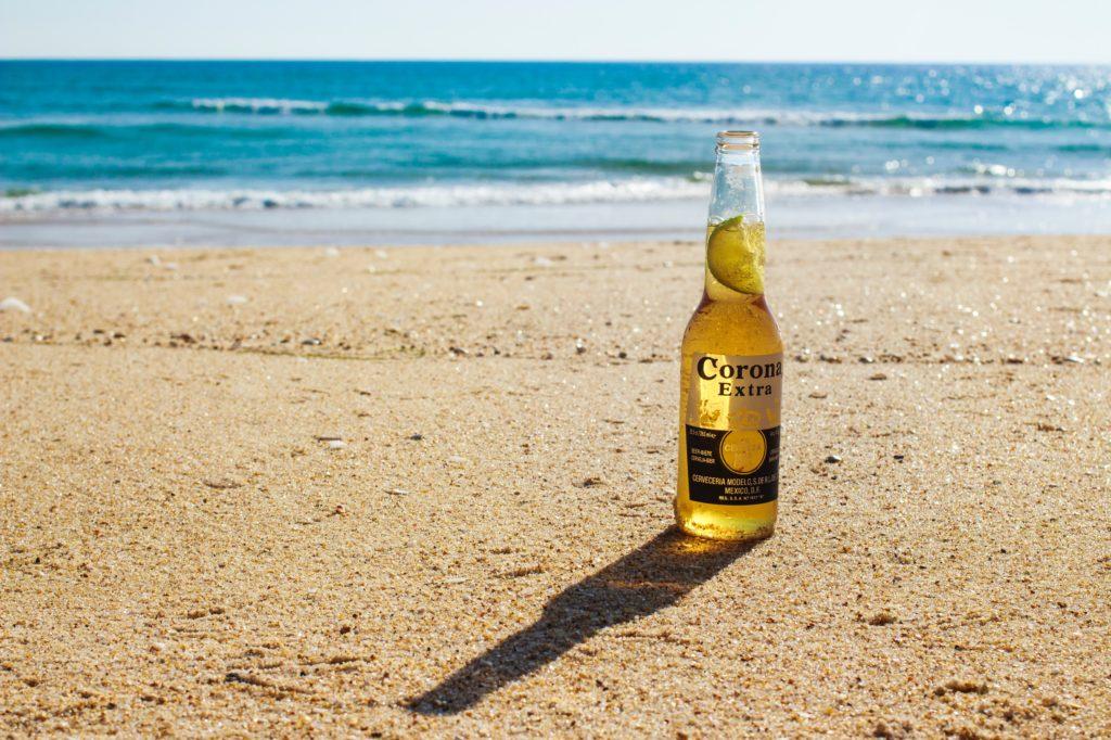 Corona's experiential branding campaign