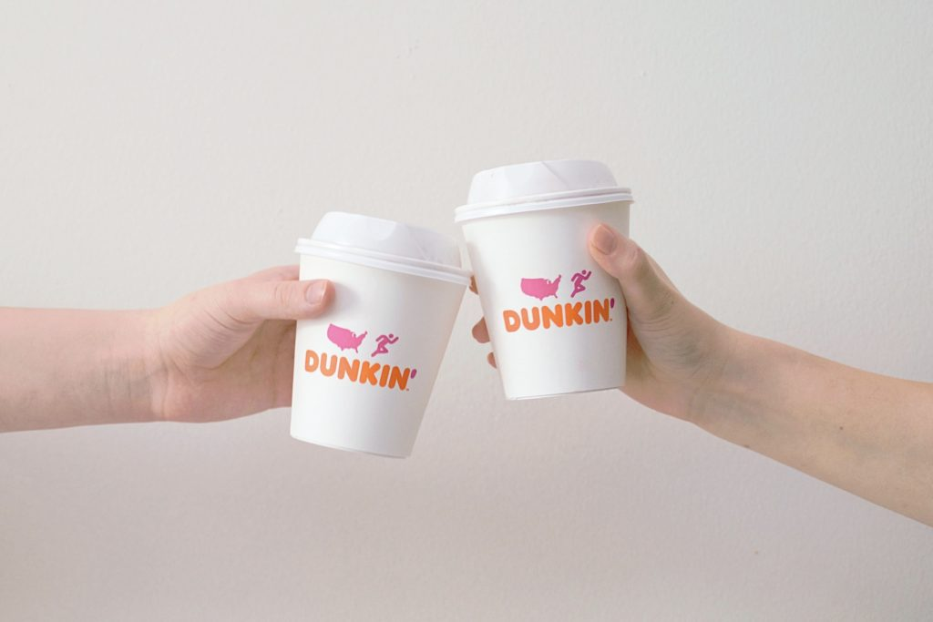 Dunkin brand activation
