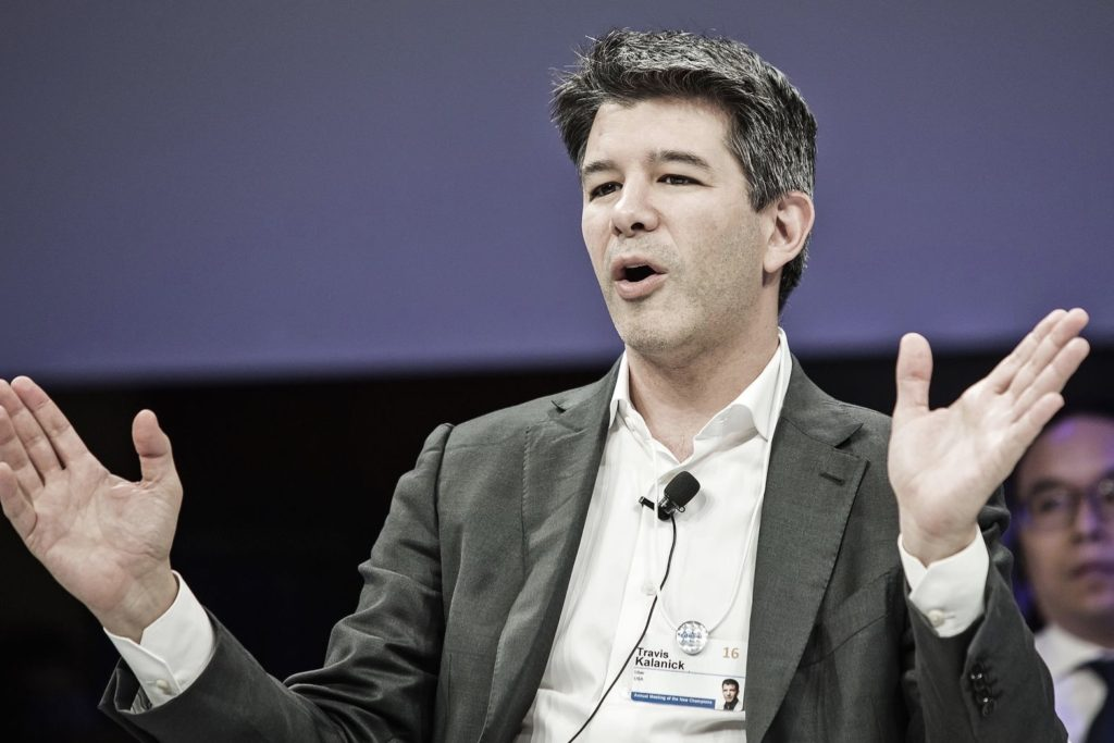 Travis Kalanick has been a challenge for Uber