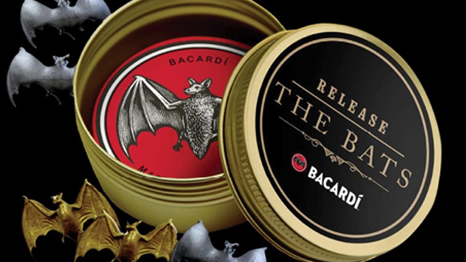 Bacardi Branding Work