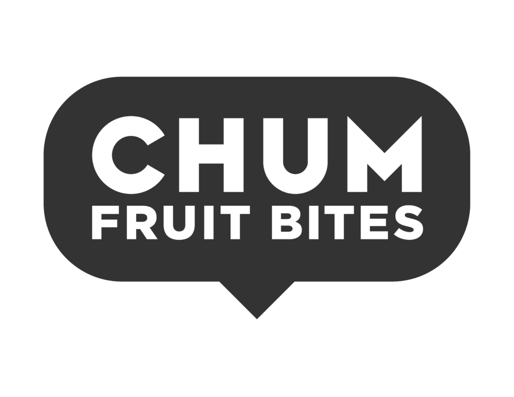 Chum Fruit Bites Branding Work