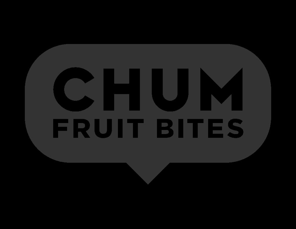 Chum Fruit Bites Branding Work