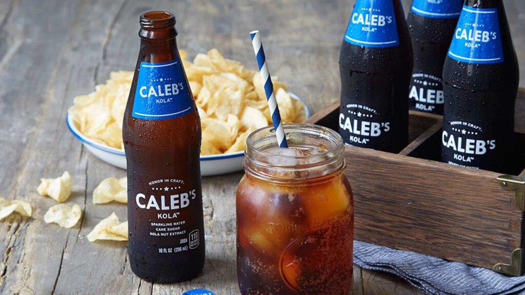 Caleb's Kola Branding Work